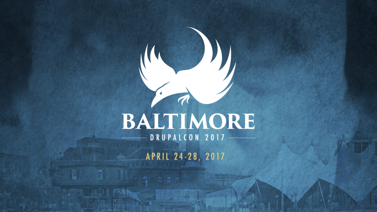 DrupalCon 2017: Baltimore is way nicer than you think it is
