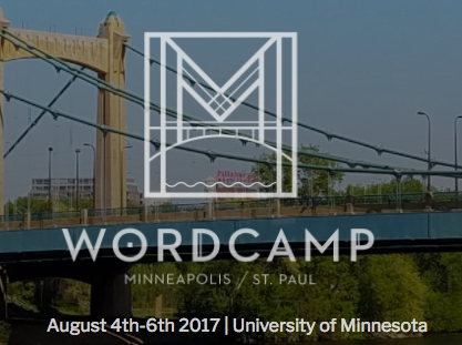 WordCamp Minneapolis: Hashtag confusion and so many familiar faces
