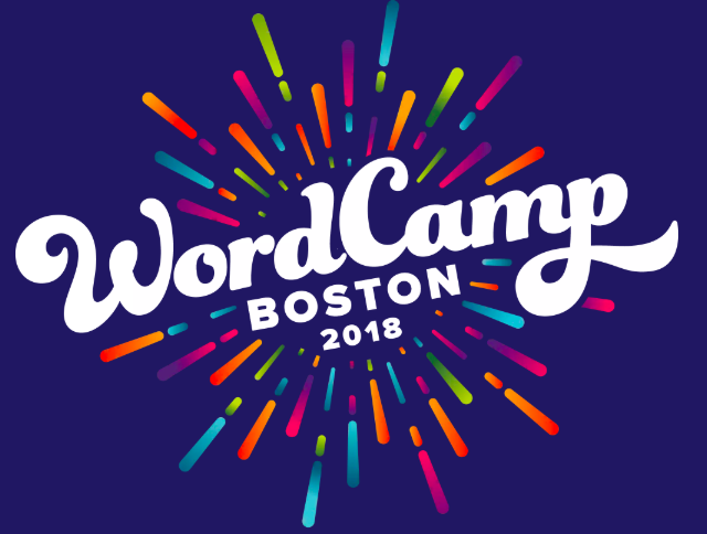 WordCamp Boston 2018: Summer is wonderful in Boston and teaching people Git is awesome