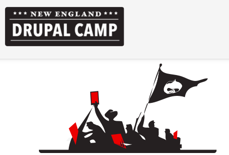 New England Drupal Camp 2018: The first snow of the fall and Italian food was bountiful