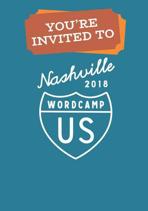 WordCamp US 2018: Deja vu all over again and being happy