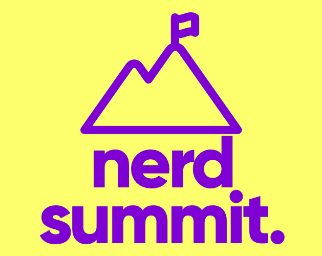 NERDSummit 2019: Driving in the snow and losing an hour to