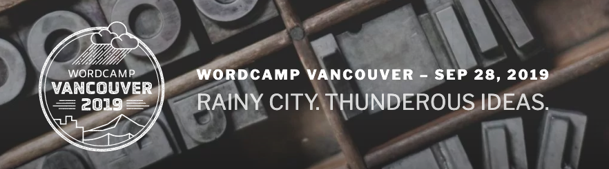WordCamp Vancouver 2019: Getting to see the Evaporators and hear the mayor declare it officially Nardwuar day in Vancouver